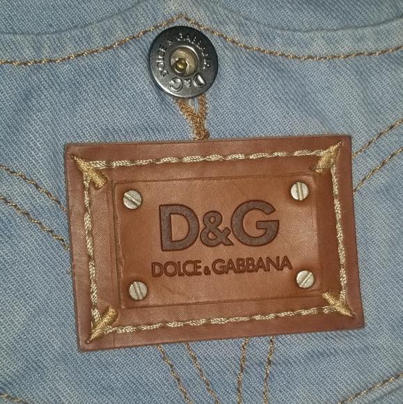 Dolce & Gabbana Denim - Women's Dolce&Gabbana Capri Jeans 28